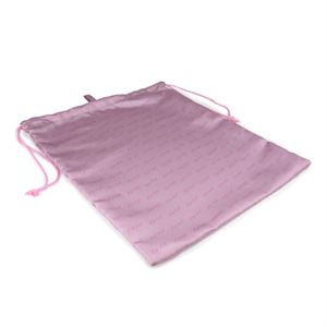 Picture of Gigi Hill Lily Signature Fabric Pink Laundry Bag